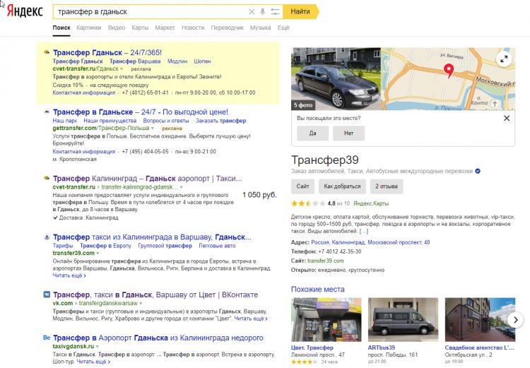 CPC в Яндекс