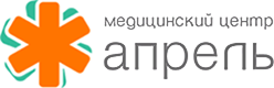 logo апрель