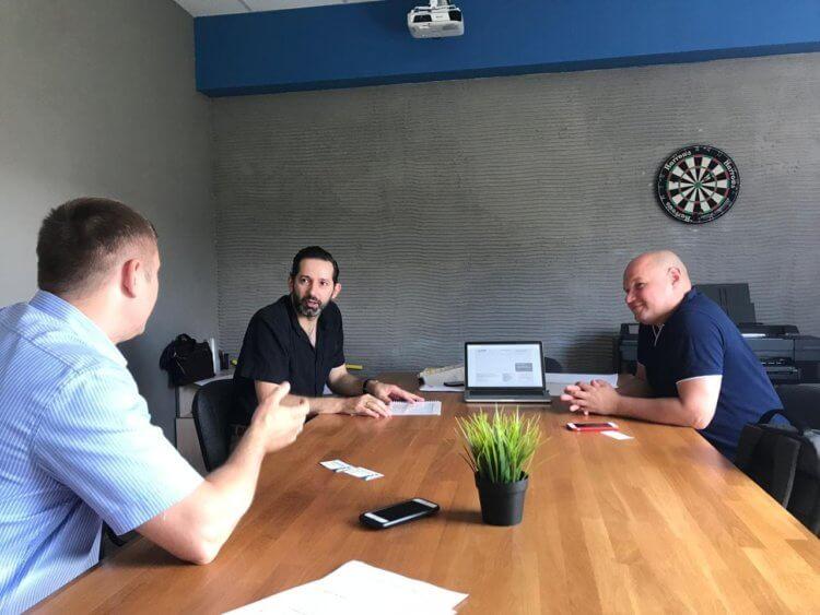 клиентлаб и КСВ встреча